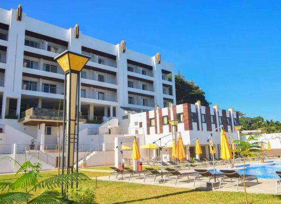 Building - Baobab Tree Hotel and Spa Majunga