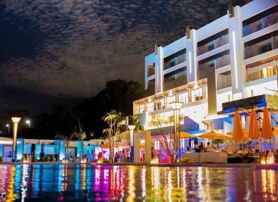 By night - Baobab Tree Hotel and Spa Majunga