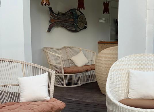Cosy time at Royal Beach Hotel & Spa, Madagascar