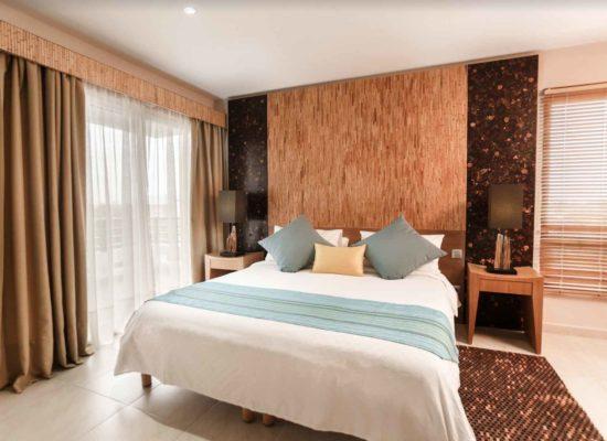 Room I - Calypso Hotel and Spa, Toamasina