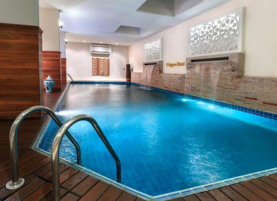 Swimming pool - Calypso Hotel and Spa, Toamasina