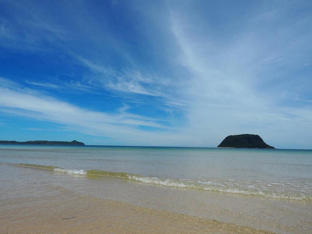 Mistio's beach