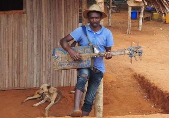 Gasy musician