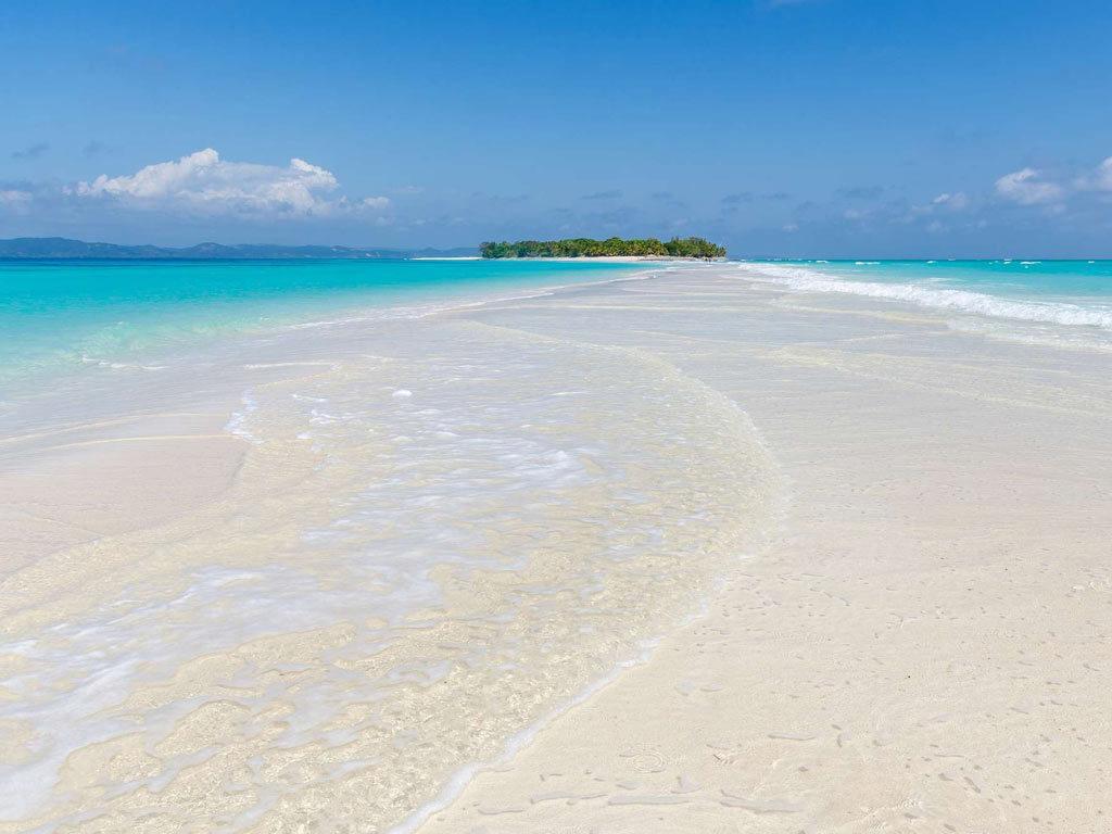 Island of Nosy Iranja