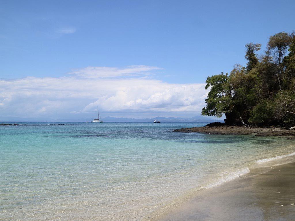 Nosy Tanikely's beach