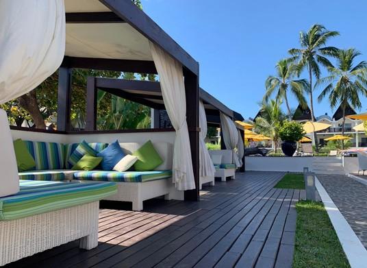 Garden, Royal Beach Hotel & Spa, Madagascar