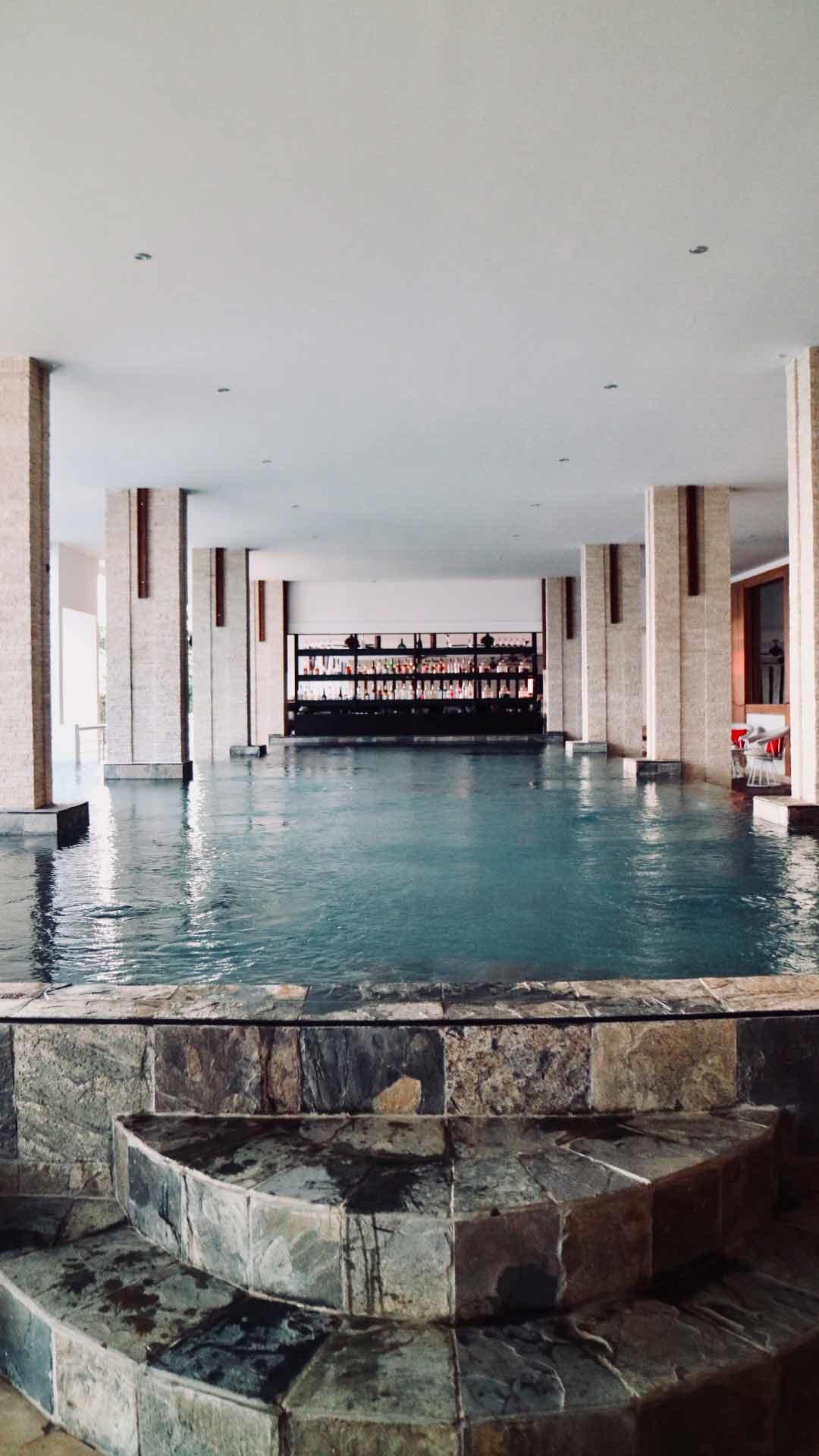Baobab Tree Hotel & Spa's pool